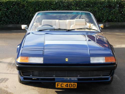 1979 Ferrari 400 Cabriolet RHD For Sale (picture 2 of 6)