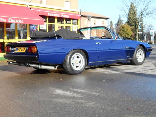 1979 Ferrari 400 Cabriolet RHD For Sale (picture 3 of 6)