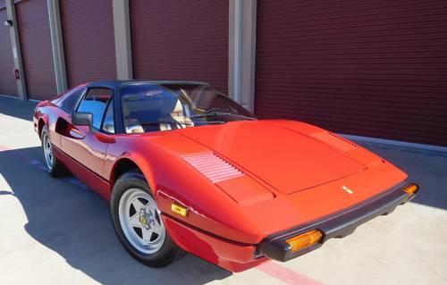 1982 Ferrari 308GTSI For Sale (picture 1 of 5)