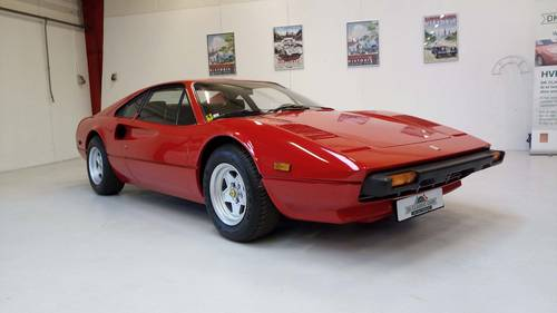 1977 Ferrari 308 GTB For Sale (picture 1 of 6)