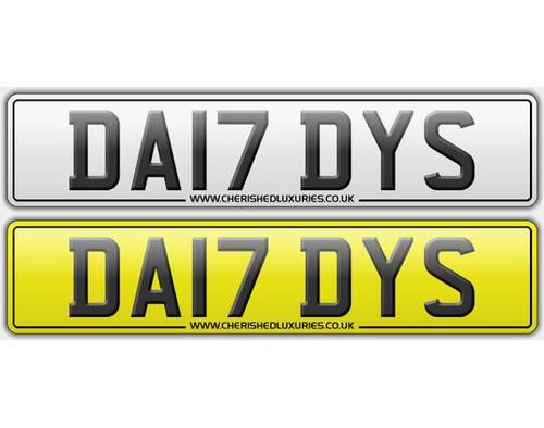 DA17DYS.      DADDYS. For Sale (picture 1 of 3)
