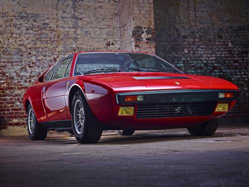1975 Ferrari 308 GT/4 * Early Dino Version SOLD (picture 1 of 6)