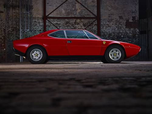 1975 Ferrari 308 GT/4 * Early Dino Version SOLD (picture 2 of 6)