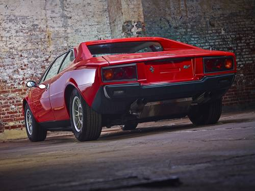 1975 Ferrari 308 GT/4 * Early Dino Version SOLD (picture 4 of 6)