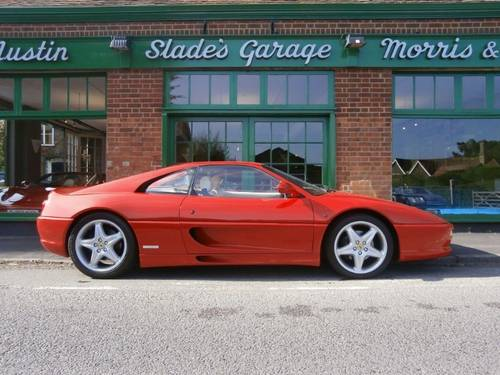 1998 Ferrari 355 GTB F1 Coupe  For Sale (picture 1 of 5)