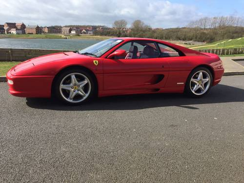 1998 Ferrari 355 GTB F1 Coupe  For Sale (picture 2 of 5)