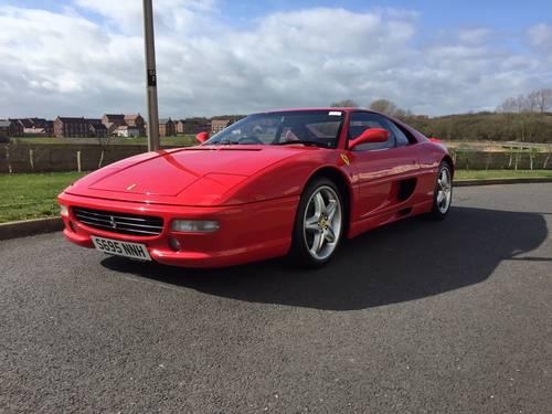 1998 Ferrari 355 GTB F1 Coupe  For Sale (picture 3 of 5)