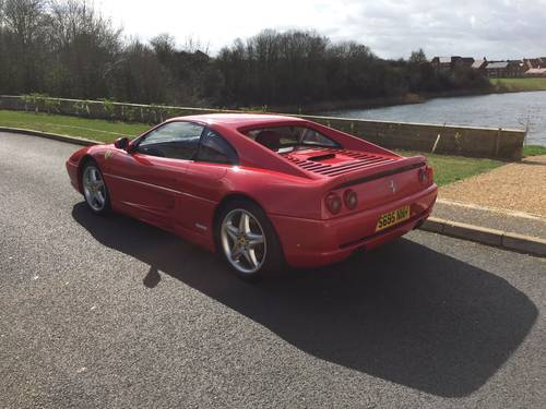 1998 Ferrari 355 GTB F1 Coupe  For Sale (picture 4 of 5)