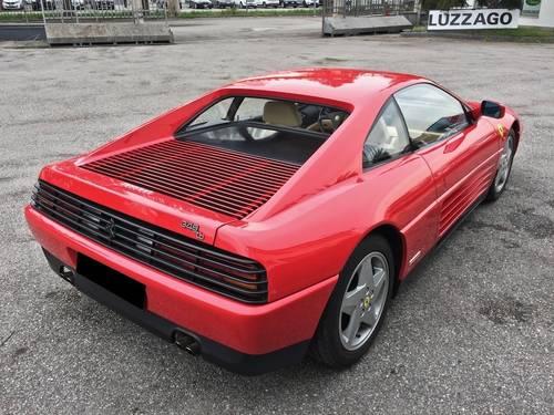 1991 Ferrari - 348 TB SERVICE BOOK SOLD (picture 3 of 6)
