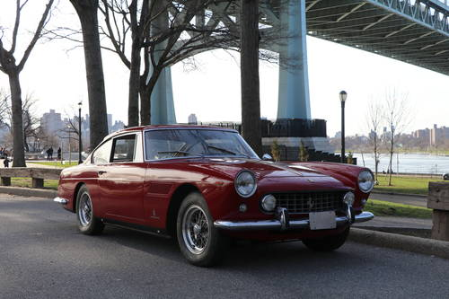 1962 Ferrari 250GTE For Sale (picture 1 of 5)