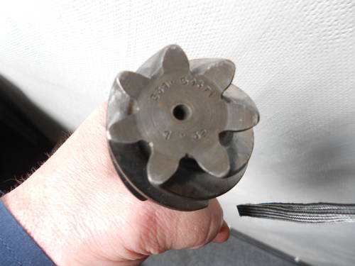 FERRARI 250 crown wheel and pinion For Sale (picture 2 of 4)