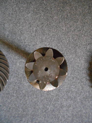 FERRARI 250 crown wheel and pinion For Sale (picture 3 of 4)