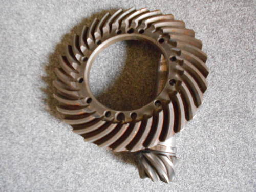 FERRARI 250 crown wheel and pinion For Sale (picture 4 of 4)