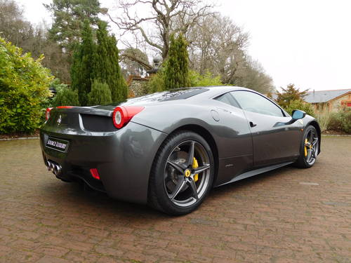 2012 Ferrari 458 Italia in Surrey For Sale (picture 3 of 6)