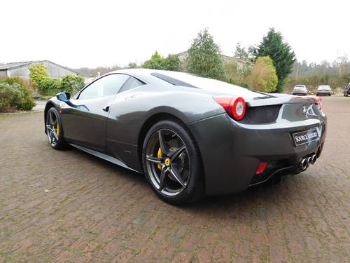 2012 Ferrari 458 Italia in Surrey For Sale (picture 5 of 6)