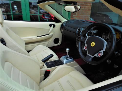 2006 Ferrari F430 Spider F1 SOLD (picture 4 of 5)