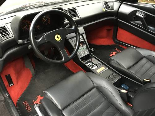 Ferrari 348tb LHD (1992) FSH Stunning Condition For Sale (picture 4 of 6)