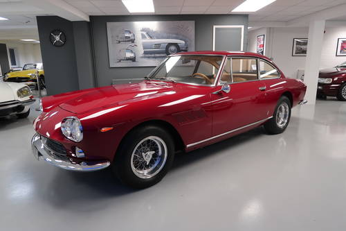 1965 Ferrari 330GT 2+2 Series 1 Lovingly Restored For Sale UK SOLD (picture 1 of 6)