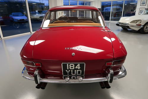 1965 Ferrari 330GT 2+2 Series 1 Lovingly Restored For Sale UK SOLD (picture 3 of 6)