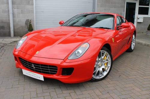 2007 Ferrari 599 GTB For Sale (picture 1 of 6)