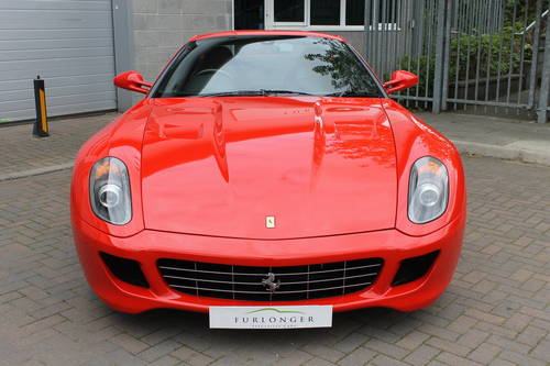 2007 Ferrari 599 GTB For Sale (picture 2 of 6)
