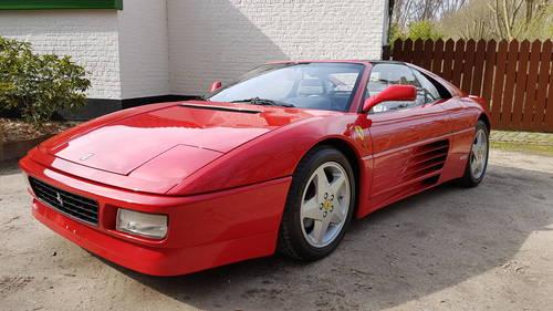 Ferrari 348 GTS (1994) For Sale (picture 1 of 6)