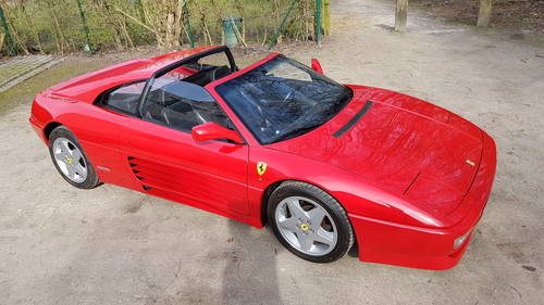 Ferrari 348 GTS (1994) For Sale (picture 3 of 6)