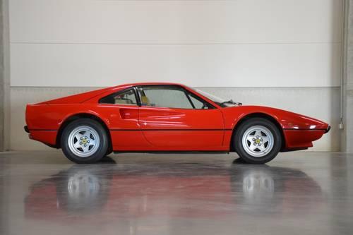 1981 Ferrari 308 GTBi with service book For Sale (picture 3 of 6)