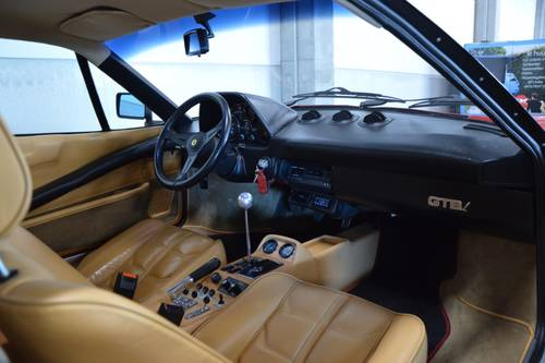 1981 Ferrari 308 GTBi with service book For Sale (picture 6 of 6)