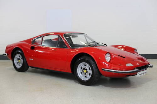 1971 Now REDUCED - Rare Euro spec' fully restored Dino 246GT SOLD (picture 1 of 6)