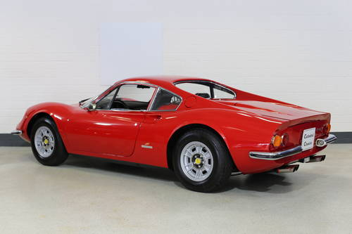 1971 Now REDUCED - Rare Euro spec' fully restored Dino 246GT SOLD (picture 2 of 6)