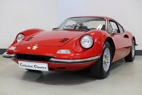 1971 Now REDUCED - Rare Euro spec' fully restored Dino 246GT SOLD (picture 3 of 6)