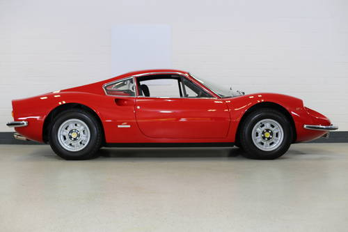 1971 Now REDUCED - Rare Euro spec' fully restored Dino 246GT SOLD (picture 4 of 6)