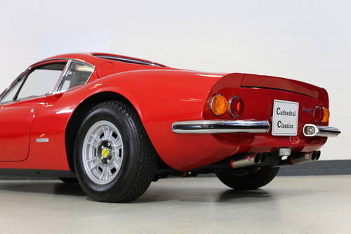 1971 Now REDUCED - Rare Euro spec' fully restored Dino 246GT SOLD (picture 6 of 6)