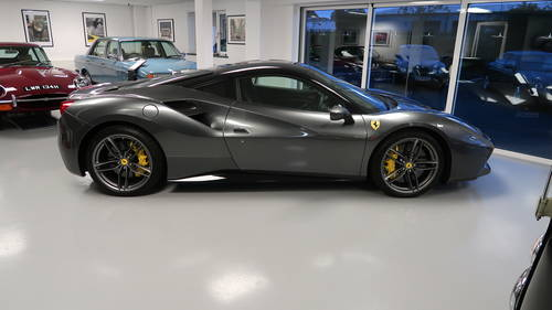 2016 Ferrari 488 GTB 1,500 miles - £55,000 Options For Sale SOLD (picture 5 of 6)