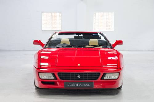 1994 Ferrari 348 Spider RHD 1 of 68 Made! SOLD (picture 6 of 6)