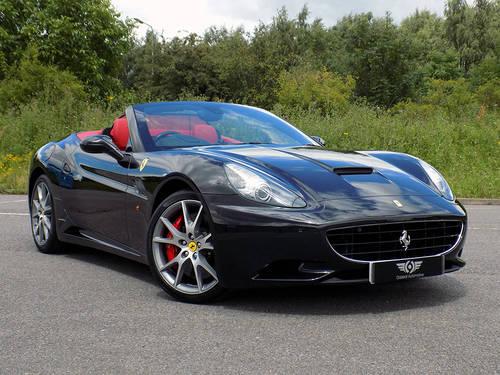 2010 Ferrari California 4.3 F1 +2 Great Spec SOLD | Car ...