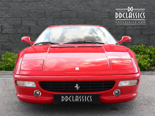 1998 Ferrari F355 Berlinetta F1 (LHD) SOLD (picture 3 of 6)