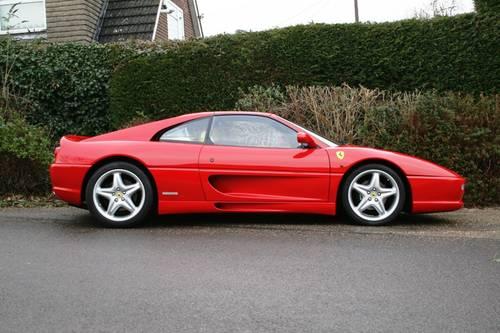1995 Ferrari 355 GTS Manual For Sale (picture 2 of 6)