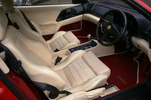 1995 Ferrari 355 GTS Manual For Sale (picture 6 of 6)