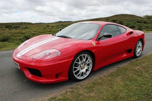 2004 Ferrar 360 Challenge Stradale Classiche Cerified For Sale (picture 3 of 6)