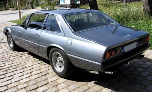 1974 Rare Classic V12 Ferrari, 1 of only 395 in Lhd. For Sale (picture 3 of 6)