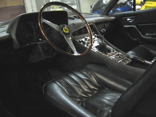 1974 Rare Classic V12 Ferrari, 1 of only 395 in Lhd. For Sale (picture 5 of 6)