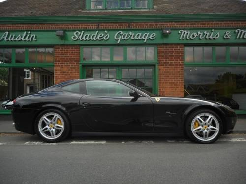 2008 Ferrari 612 Scaglietti F1 Coupe  For Sale (picture 1 of 4)