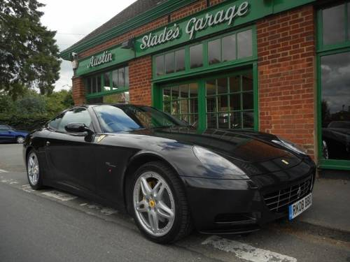 2008 Ferrari 612 Scaglietti F1 Coupe  For Sale (picture 2 of 4)