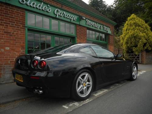 2008 Ferrari 612 Scaglietti F1 Coupe  For Sale (picture 3 of 4)