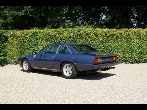 1983 Ferrari 400i only 22.000 miles from new! For Sale (picture 2 of 6)