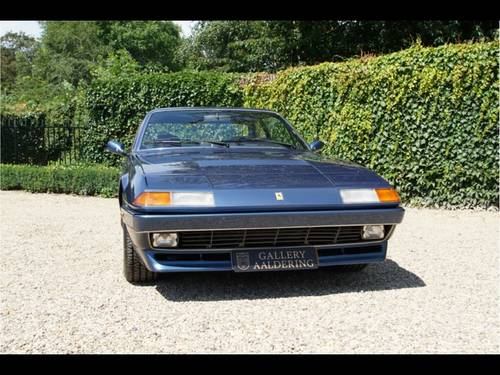 1983 Ferrari 400i only 22.000 miles from new! For Sale (picture 5 of 6)