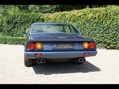 1983 Ferrari 400i only 22.000 miles from new! For Sale (picture 6 of 6)