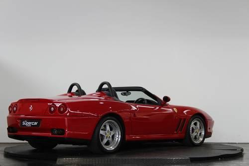 2001 Ferrari 550 Barchetta - 11K Miles - Rosso Corsa - UK RHD  For Sale (picture 3 of 6)